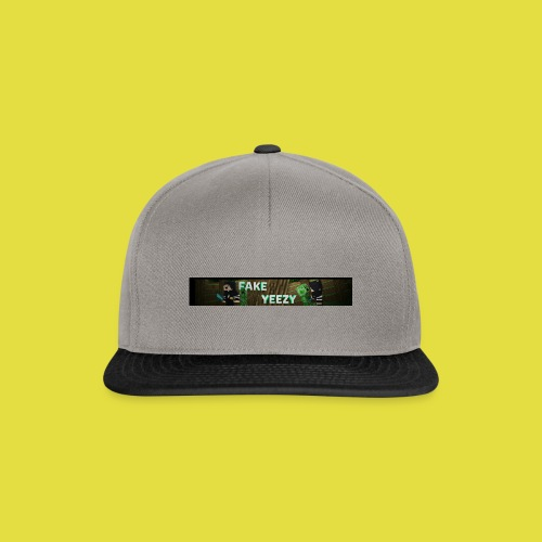 FakeYeezy Merch Kollektion 1.0 - Snapback Cap