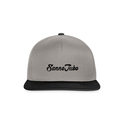 SanneTube Merchandise - Snapback cap