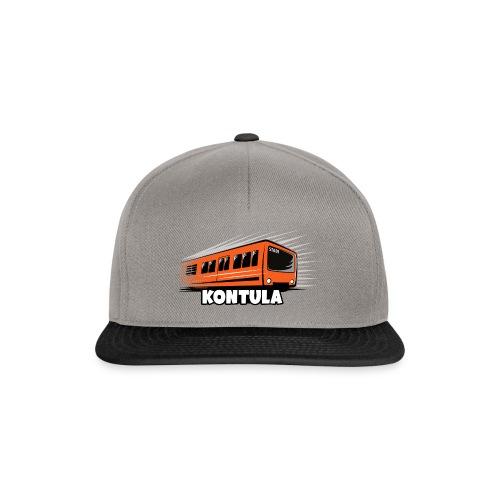 06-KONTULA HELSINKI tekstiili- ja lahjatuotteet - Snapback Cap