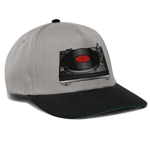 Plattenspieler VINYL - Snapback Cap