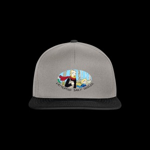Fatherhood Badly Doodled - Snapback Cap