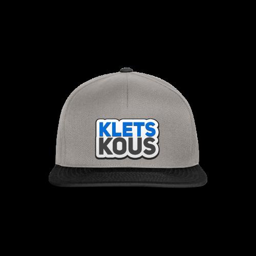 Kletskous - Snapback cap