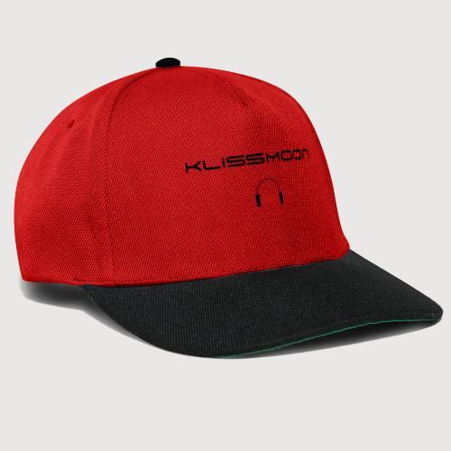 Klissmoon Logo black - Snapback Cap