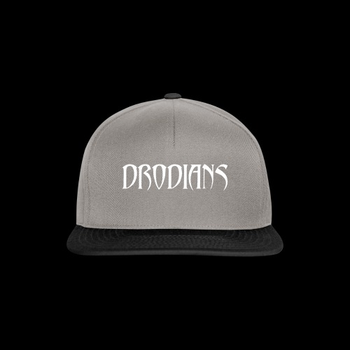 DRODIANS WHITE - Snapback Cap