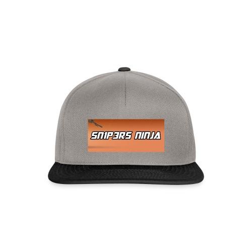 SN1P3RS STORE - Snapback Cap