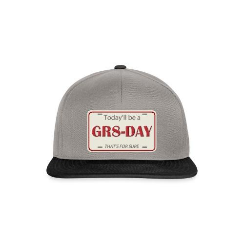 gr8-day - Gorra Snapback