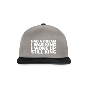 HAD A DREAM - Snapback Cap
