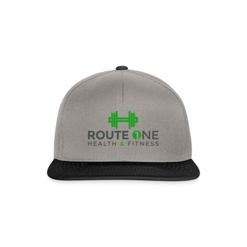 Route 1 Health and Fitness - Snapback Cap