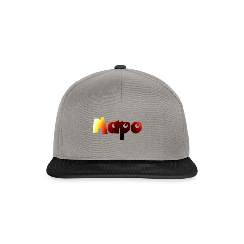 MapoMerch Cap - Snapback Cap