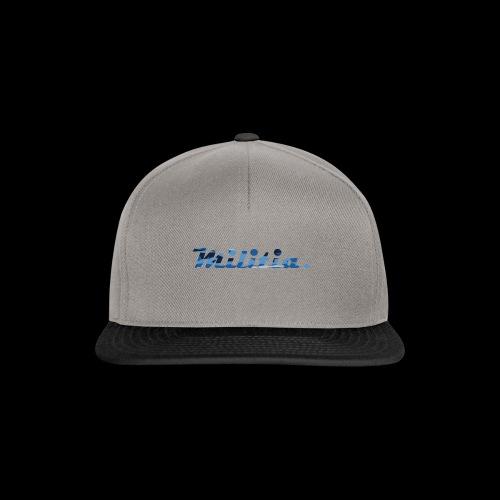 blue militia - Snapback Cap