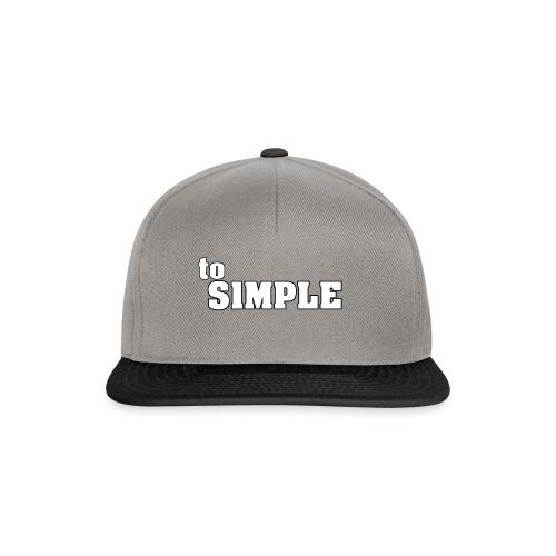 merch4 0 - Snapback Cap