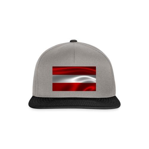 Austria I Love Austria - Snapback Cap