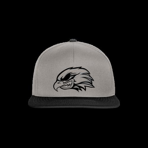 EH Frame Black - Snapback Cap