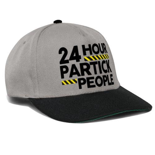 24 Hour Partick People - Snapback Cap