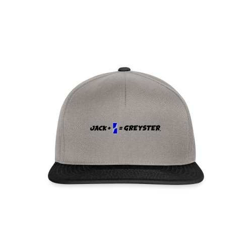 jack + = greyster - Casquette snapback