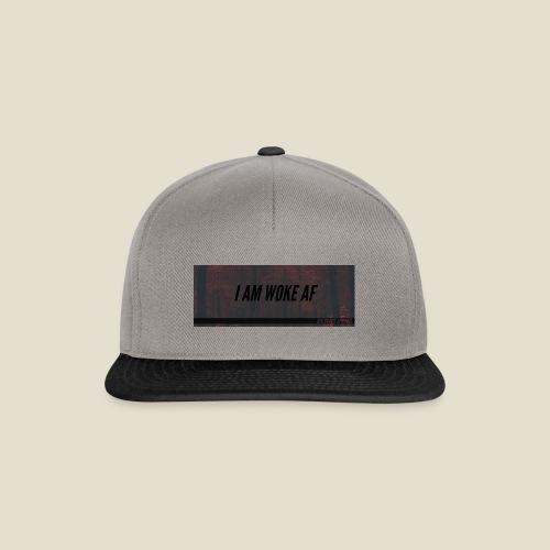 WOKE AF - Snapback Cap