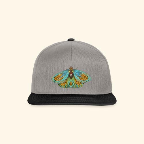Psychedelic butterfly - Snapback Cap