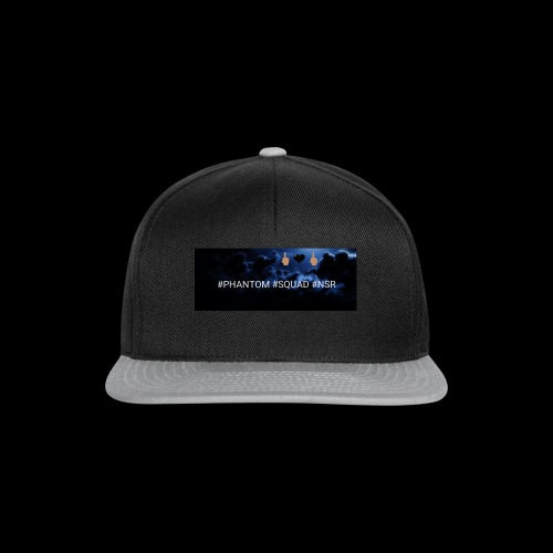 #PHANTOM #SQUAD #NSR Shirt - Snapback Cap