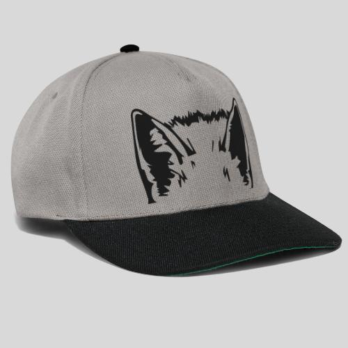 Fuchs Ohren - Snapback Cap