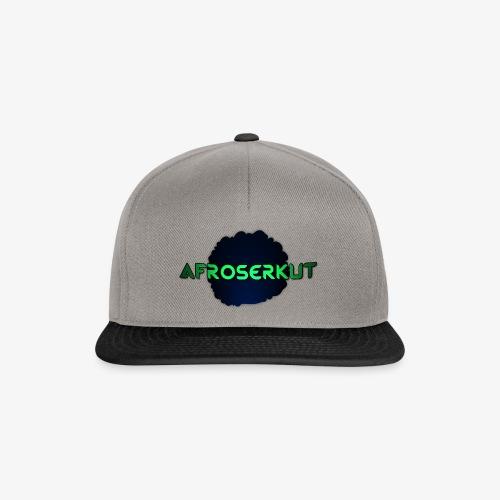 AfroSerkut LOGO - Snapback Cap