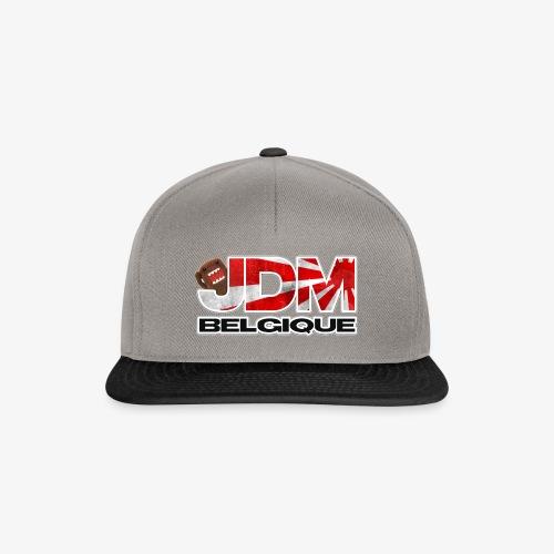 JDM BELGIQUE - Casquette snapback