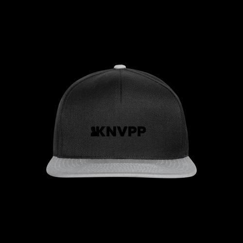 KNAPP LOGO - Snapback Cap