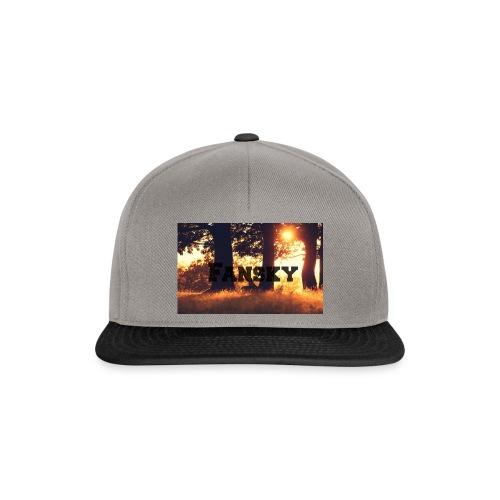 Fansky Black One - Gorra Snapback
