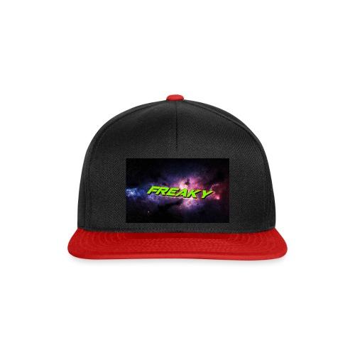 Freaky Mussemåtte - Snapback Cap