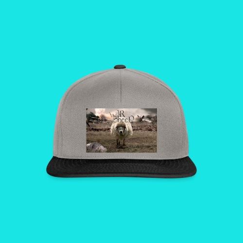 warsheep - Snapback Cap