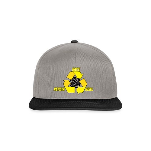 Kierrätys - Snapback Cap