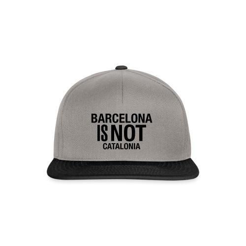 BARCELONA IS NOT SPAIN - Gorra Snapback