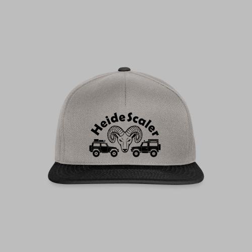 Heide Scaler (freie Farbwahl) - Snapback Cap
