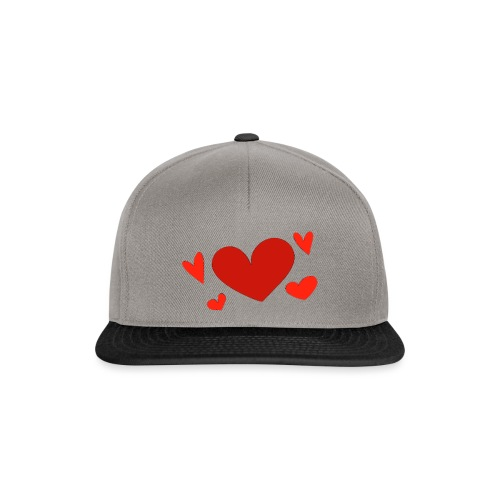 Five hearts - Snapback Cap
