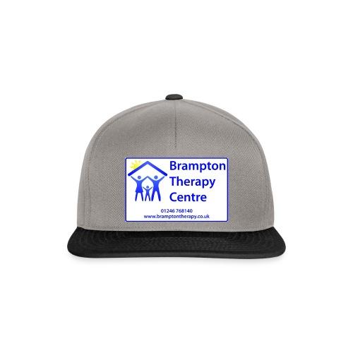 Brampton Therapy Logo - Snapback Cap