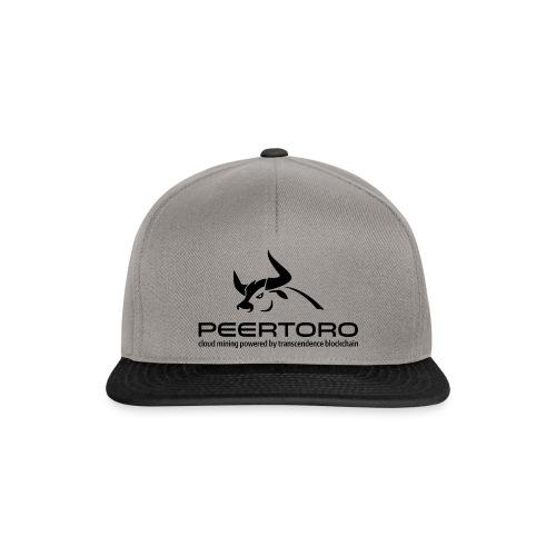 PEERTORO - Snapback Cap