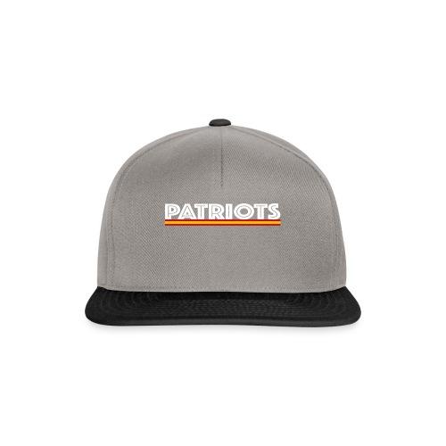 patriots esp 02 blanco - Gorra Snapback