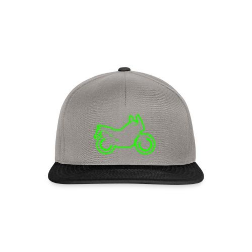 at symbolik gru n - Snapback Cap