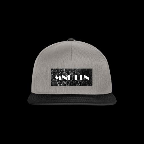 MNHTTN - New York Manhattan Downtown - Snapback Cap