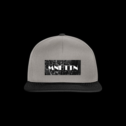 MNHTTN - New York Manhattan Downtown - Snapback Cap