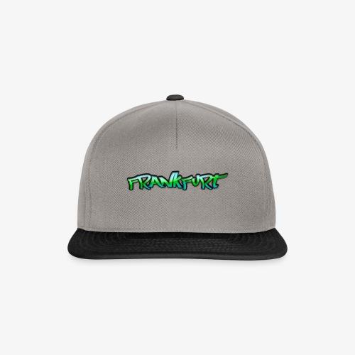 Gangster Frankfurt - Snapback Cap
