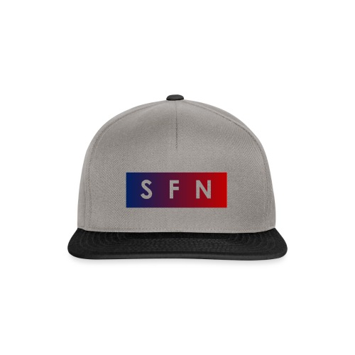 strong far nation - the bluered One - Snapback Cap