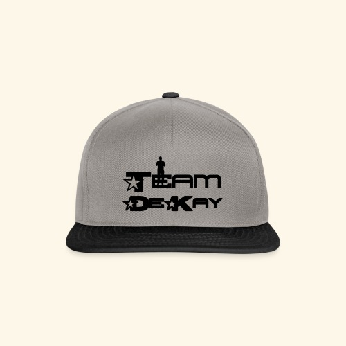 Team_Tim - Snapback Cap