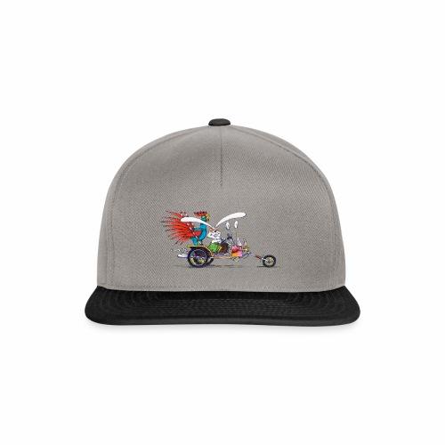 Mimmelitt das Stadtkaninchen - Snapback Cap