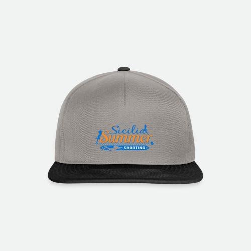 SICILIA SUMMER SHOOTING - Snapback Cap