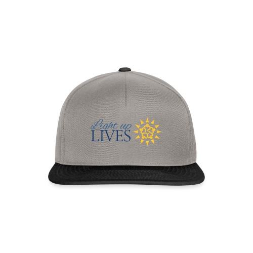Light up Lives - Snapback Cap