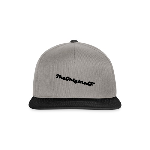 TheOriginalF - Snapback Cap