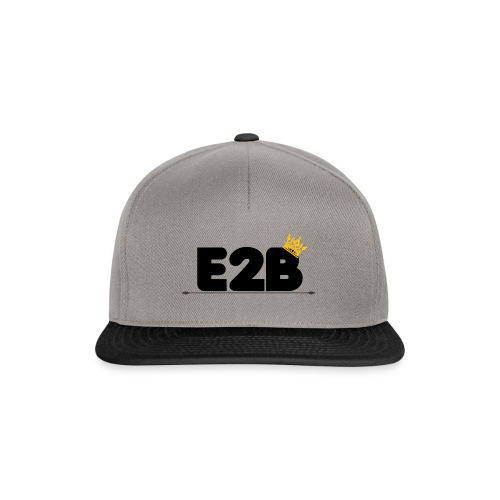 E2B THE KING - Snapback-caps