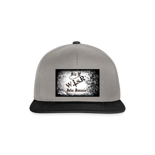 Six P & John Insanis WisR Huppari - Snapback Cap