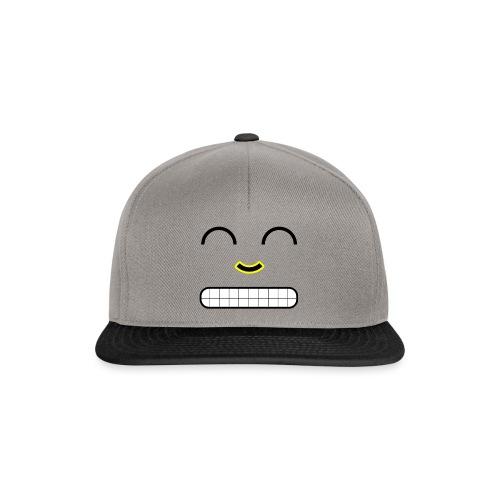 Face - Snapback Cap