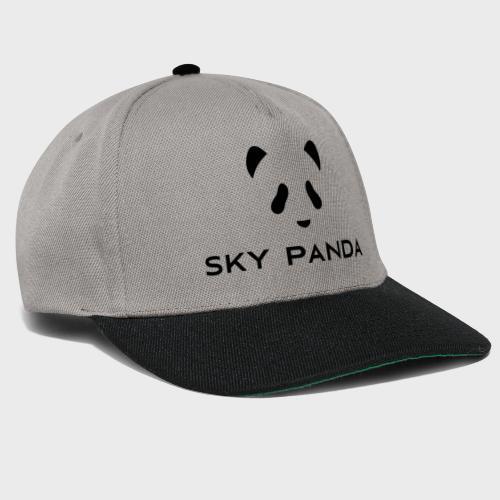 Sky Panda Logo - Snapback Cap